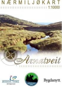 Nærmiljøkart Arnatveit